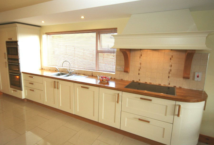 Modern kitchens from paul james co donegal for Modern kitchen company